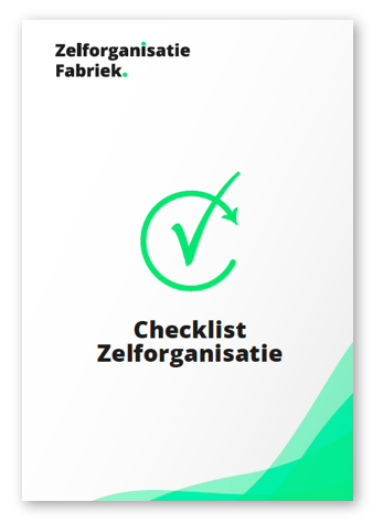 zelforganisatie checklist