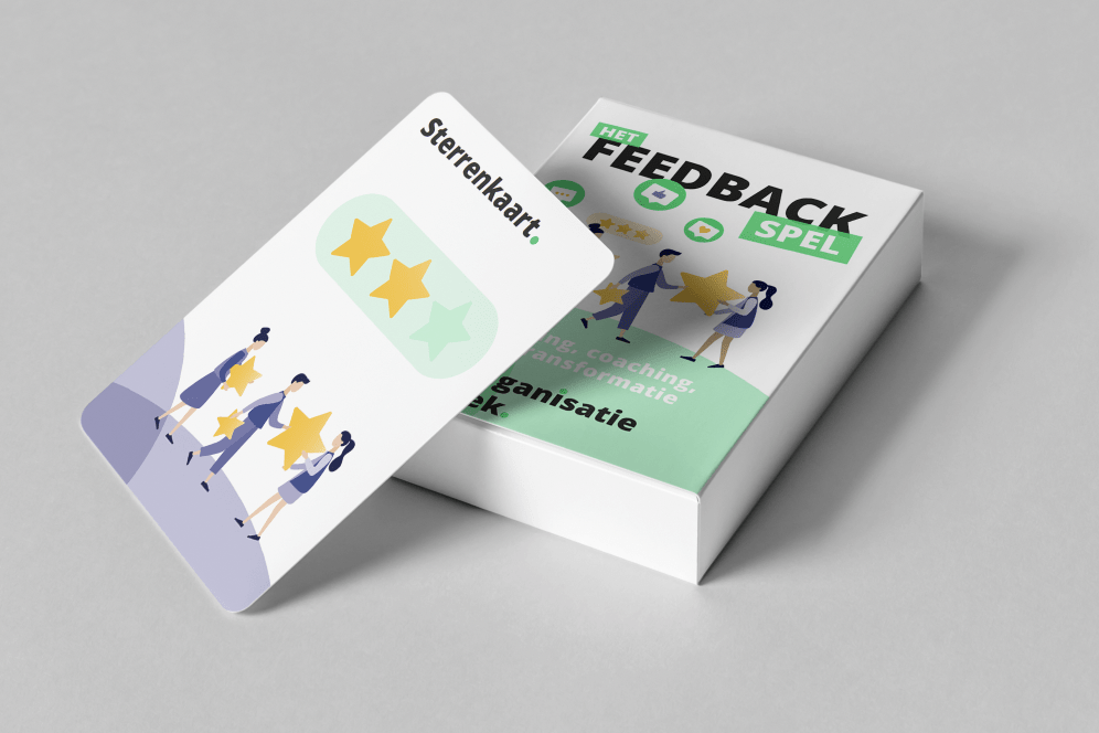 feedback training feedback spel