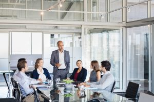 leidinggeven aan zelfsturende teams of zelforganiserende teams doe je zo