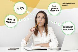Vier methoden voor feedback
