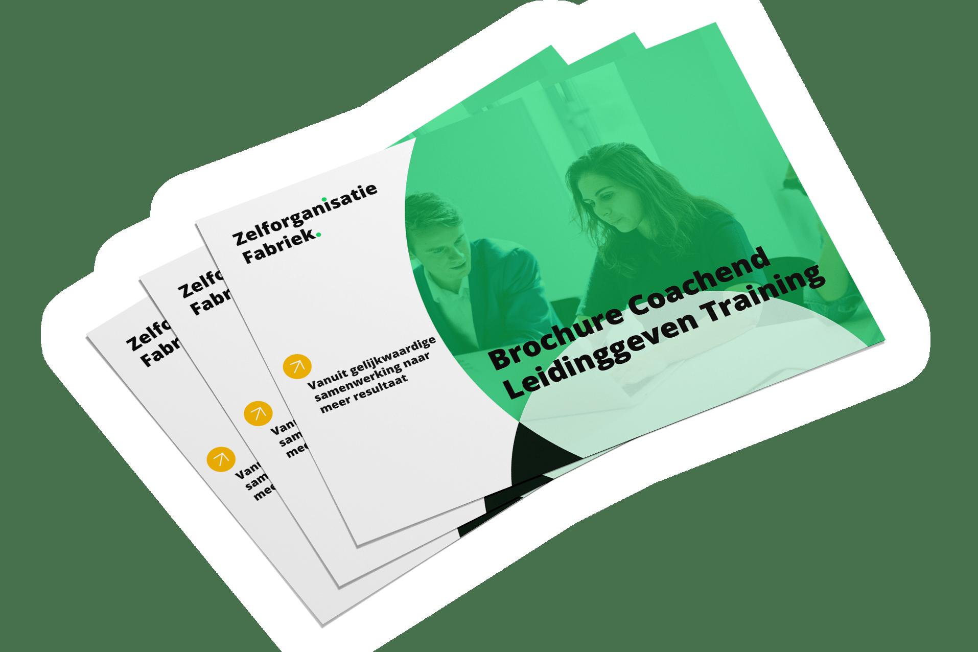 Brochure Coachend Leidinggeven