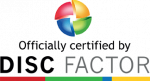 DISC_certificatie logo_engels